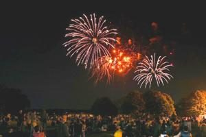 Independence Day Celebration and Fireworks @ Fort Totten Park Parade Grounds | New York | United States