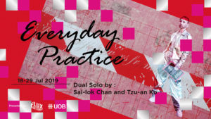 Everyday Practice – Dual Solo Exhibition by Sai-lok Chan and Tzu-an Ko @ New York | United States