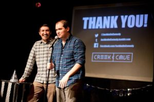 Jackknife Comedy @ The Creek and The Cave