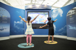Above and Beyond – The Ultimate Flight Exhibition @ New York Hall of Science