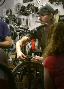 Bike Maintenance for Beginners @ Recycle-A-Bicycle