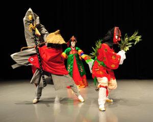 Bongsan Talchum: Korean Mask Dance @ Flushing Town Hall | New York | United States