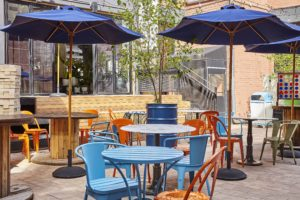Live Music at The Courtyard at Paper Factory: Noah Garabedian @ The Courtyard at Paper Factory