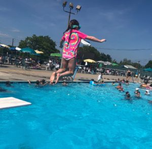 August Community Day at the Tanenbaum Family Pool @ Tanenbaum Family Pool