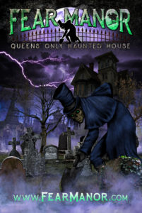 Fear Manor is Coming to Queens @ Fear Manor Haunted House | New York | United States