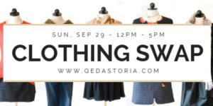 Ladies Clothing Swap @ Q.E.D. | New York | United States