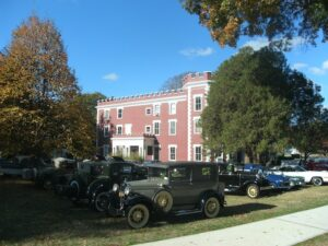 BHS Vintage Car Show at Fort Totten @ Bayside Historical Society | New York | United States