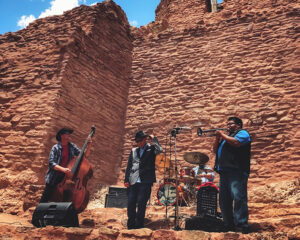 DDAT: Native American Hip Hop Jazz Fusion FAMILY PERFORMANCE @ Flushing Town Hall | New York | United States