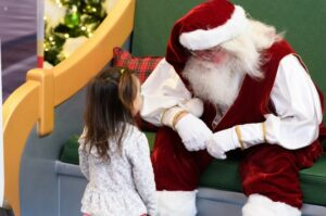 Jammin' In My Jammies/Breakfast with Santa @ Queens Center | New York | United States