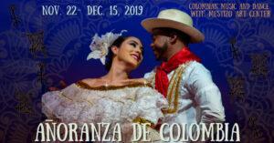 Añoranza de Colombia @ Thalia Spanish Theatre | New York | United States