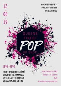 Queens Finest Pop Up Shop @ First Presbyterian Church in Jamaica   New York   United States
