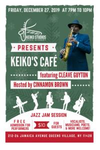 Keiko's Cafe @ Keiko Studios | New York | United States