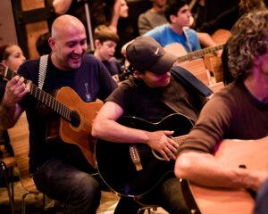 "Guitar Mash ""Urban Campfire"" @ Flushing Town Hall | New York | United States"