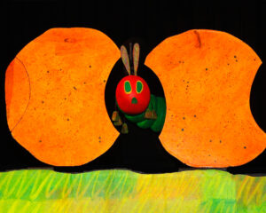 The Very Hungry Caterpillar by Mermaid Theatre of Nova Scotia @ Flushing Town Hall | New York | United States