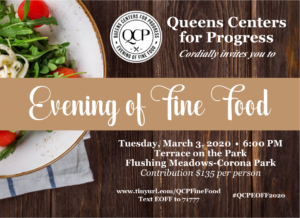 24th Annual Evening of Fine Food @ Terrace On The Park | New York | United States