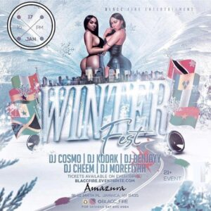 Winter Fest : AfroCarib Night @ Amazura Nightclub | New York | United States