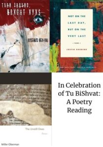 In Celebration of Tu BiShvat: A Poetry Reading @ Book Culture LIC | New York | United States