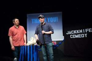 Jackknife Comedy @ The Creek and The Cave   New York   United States
