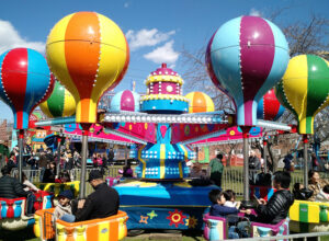 Apple Blossom Children's Carnival @ Queens County Farm Museum | New York | United States