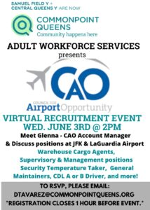 Council for Airport Opportunity @ Virtual