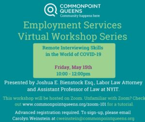 The Jewish Board Virtual Job Recruitment @ Online