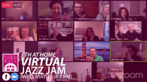 Virtual Jazz Jam: Celebrating the Legacy of Louis Armstrong @ Facebook Watch