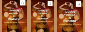 Valerie Green/Dance Entropy Virtual Summer Intensive @ Online | United States