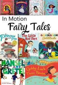 Fairy Tales In Motion (Online Summer Workshop) @ Queensborough Performing Arts Center (ONLINE)   New York   United States