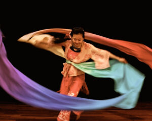 Virtual Dance Camp Week 4: Traditional Chinese Dance with Ling Tang @ Flushing Town Hall at Home