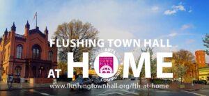 Latin American Rhythms Night II @ Flushing Town Hall at Home