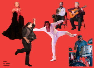 Mas Allá 2020 Flamenco Latino Concert @ Jamaica Performing Arts Center | New York | United States