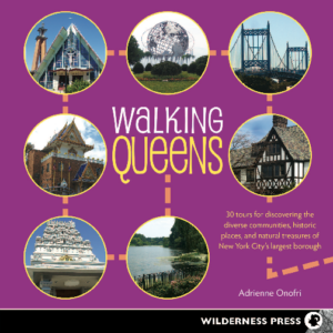 "Queens Library Presents ""Walking Queens"" Virtual Author Talk @ virtual"