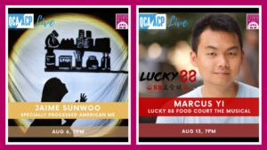 ACP Live Presents: Marcus Yi @ Flushing Town Hall at Home | New York | United States