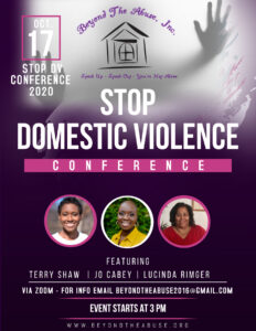 Stop Domestic Violence Conference @ Online