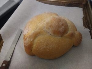 Pan de Muerto - Hispanic Heritage Month @ online | New York | United States