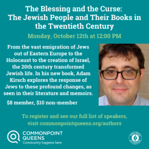 The Blessing and the Curse: The Jewish People and Their Books in the Twentieth Century @ virtual