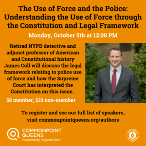 The Use of Force and the Police: Understanding the Use of Force through the Constitution @ virtual