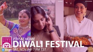 Virtual Diwali Festival @ Flushing Town Hall at Home | New York | United States