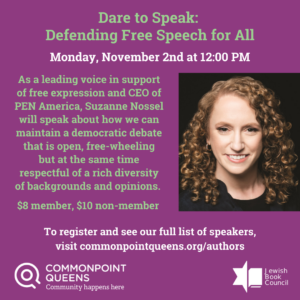 Dare to Speak: Defending Free Speech for All @ virtual