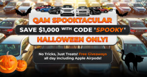 QAM Presents: Spooktacular Sales Event! @ Queens Auto Mall | New York | United States