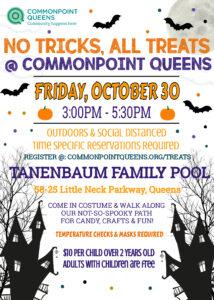 No Tricks, All Treats Family Fun Day! @ Tanenbaum Family Pool | New York | United States