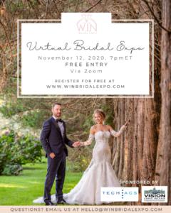 W.I.N Virtual Bridal Expo @ Virtual