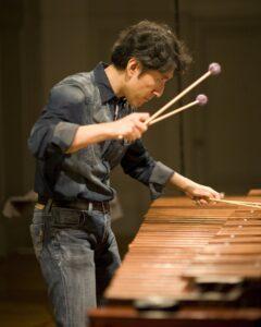 Musica Reginae Productions presents Makoto Nakura, marimbist