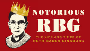 Notorious RBG: The Life and Times of Ruth Bader Ginsburg @ virtual | Wichita | Kansas | United States