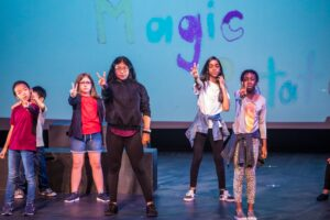 Drama Classes for Kids - Winter Break 2021 (Online) @ Queens Theatre Education At Home