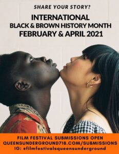 2nd 1st Ever International Black & Brown Film Festival @ TBA - Small Number Of In-Person Tickets on Website
