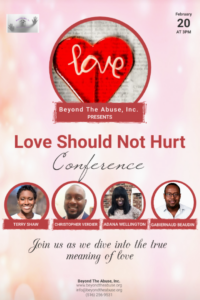 Love Should Not Hurt Conference @ Online