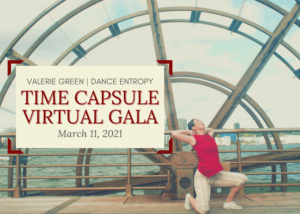 Time Capsule Virtual Gala @ ONLINE | United States