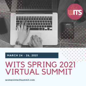 The Women in Tech Summit @ Virtual