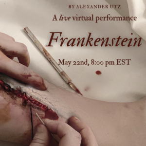 Frankenstein - Live Online Play @ YouTube Live
